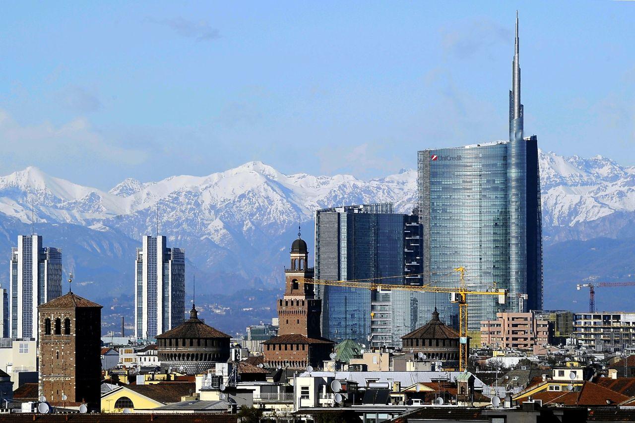 Istituto tecnico la milano dei grattacieli scuola for I nuovi grattacieli di milano