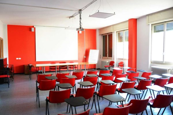 sala multimediale 4^ piano - 1