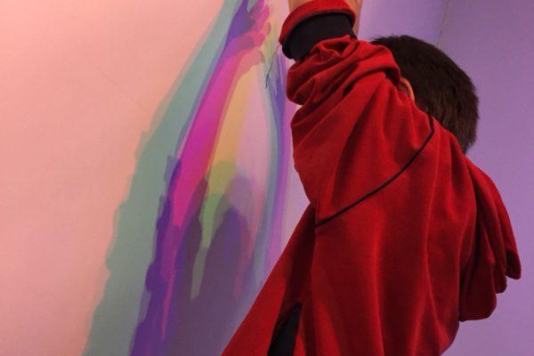 lo spettro dei colori