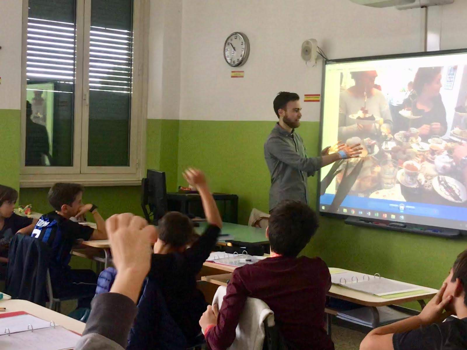 English Culture alla scuola media